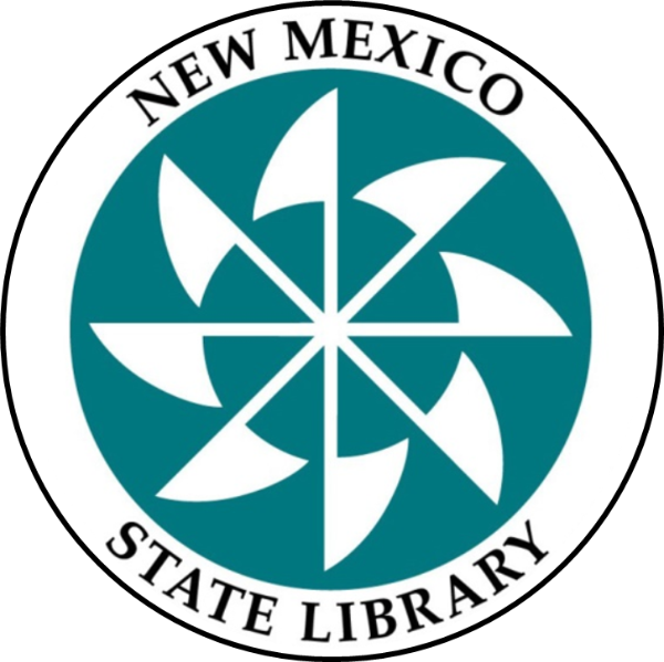 Logo for New Mexico State Library Rural Services