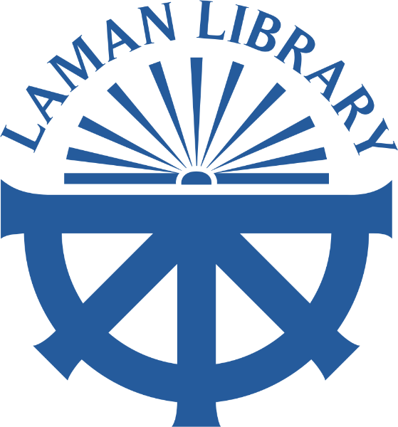 Logo for William F. Laman Public Library System