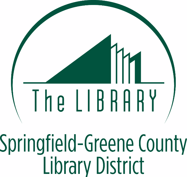 Logo for Springfield-Greene County Library