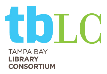 Logo for Tampa Bay Library Consortium