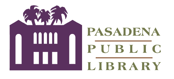 Logo for Pasadena Public Library