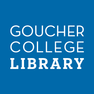 Logo for Goucher College Library