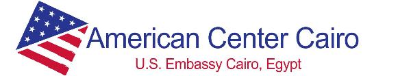 Logo for American Center Cairo - US Embassy Egypt