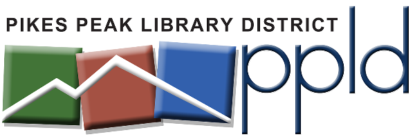 Logo for Pikes Peak Library District