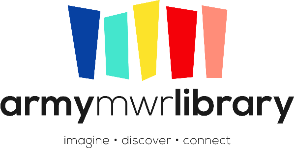 Logo for Army MWR Libraries