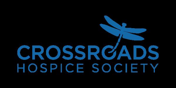Logo for Crossroads Hospice Society