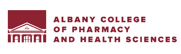 Logo for Albany College of Pharmacy and Health Sciences