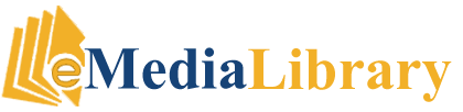 Logo for eMediaLibrary