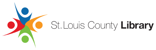 Logo for St. Louis County Library