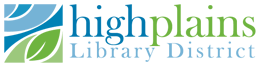 Logo for High Plains Library District