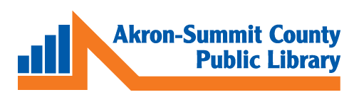 Logo for Akron-Summit County Public Library