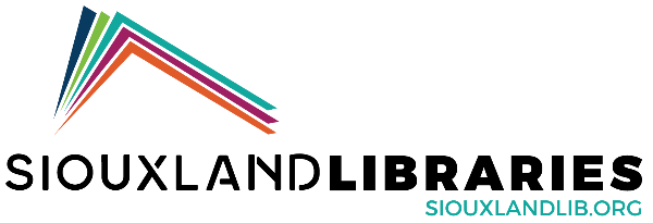Logo for Siouxland Libraries