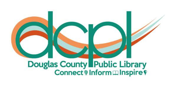 Logo for Douglas County Public Library