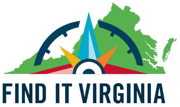 Logo for Library Of Virginia