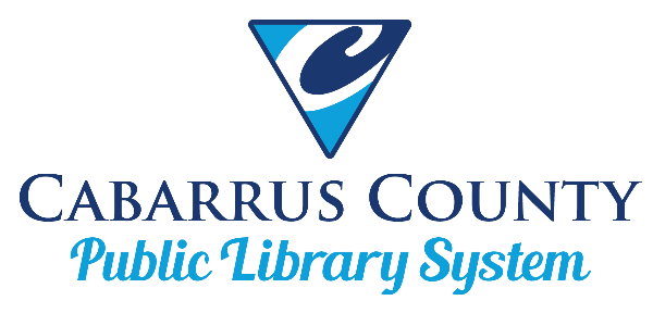 Logo for Cabarrus County Public Library
