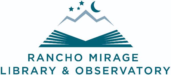 Logo for Rancho Mirage Public Library