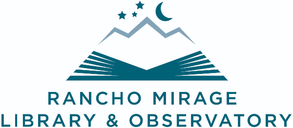 Logo for Rancho Mirage Public Library