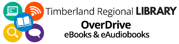 Logo for Timberland Regional Library