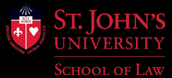Logo for St. John's University School of Law