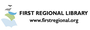 Logo for First Regional Library