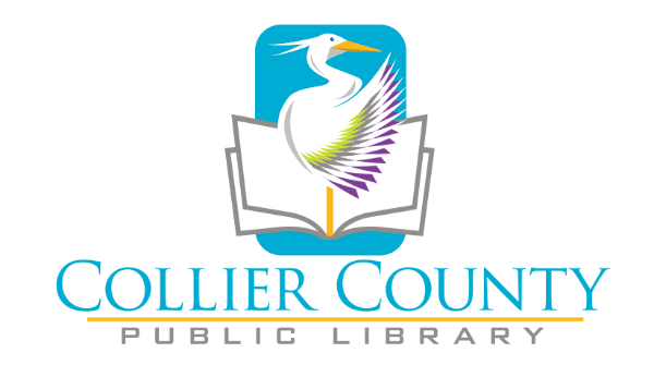 Logo for Collier County Public Library