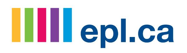 Logo for Edmonton Public Library