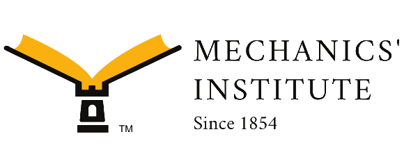 Logo for Mechanics' Institute Library