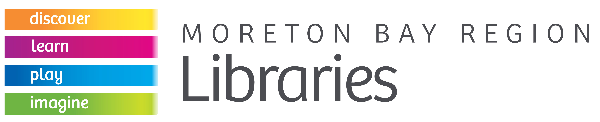 Logo for Moreton Bay Libraries