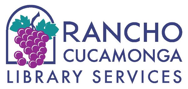 Logo for Rancho Cucamonga Public Library