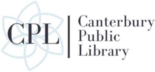 Logo for Canterbury Public Library