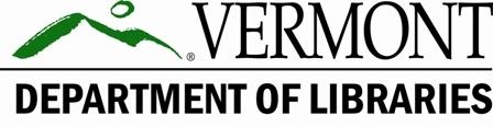 Logo for Vermont Department Of Libraries
