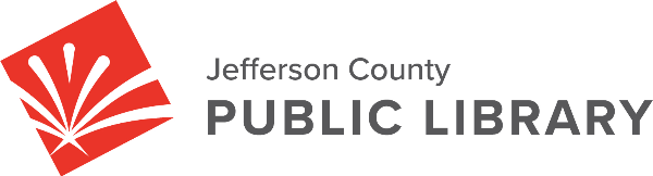 Logo for Jefferson County Public Library