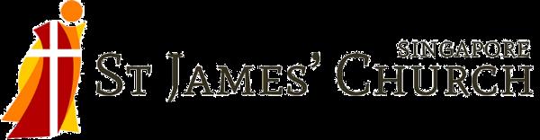 Logo for St James' Church, Singapore