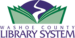 Logo for Washoe County Library System