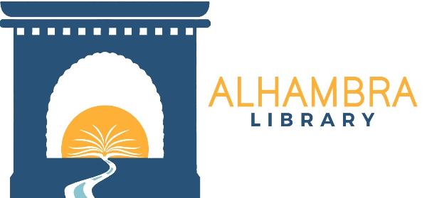 Logo for Alhambra Civic Center Library