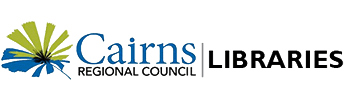 Logo for Cairns Libraries