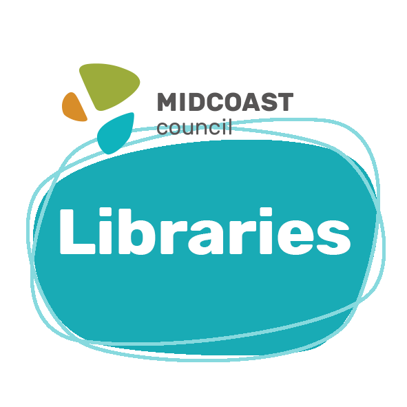 Logo for MidCoast Libraries