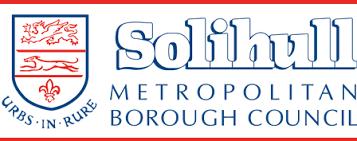Logo for Solihull Metropolitan Borough Council