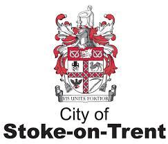 Logo for Stoke on Trent Library