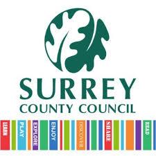 Logo for Surrey County Council
