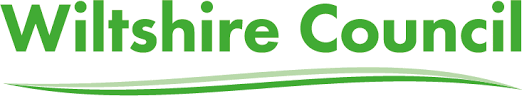 Logo for Wiltshire Council Libraries
