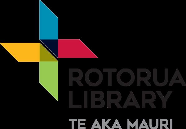 Logo for Rotorua Library