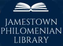 Logo for Jamestown Philomenian Library