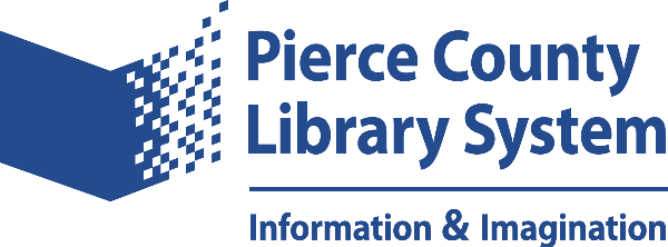 Logo for Pierce County Library System