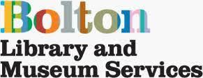 Logo for Bolton Libraries