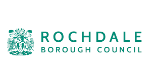 Logo for Rochdale Libraries