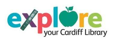 Logo for Cardiff Libraries
