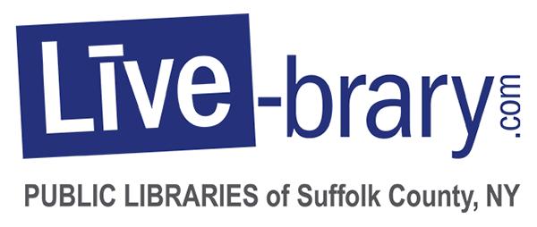 Logo for Lîve-brary.com