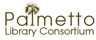 Logo for Palmetto Library Consortium
