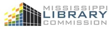 Logo for Mississippi Library Commission